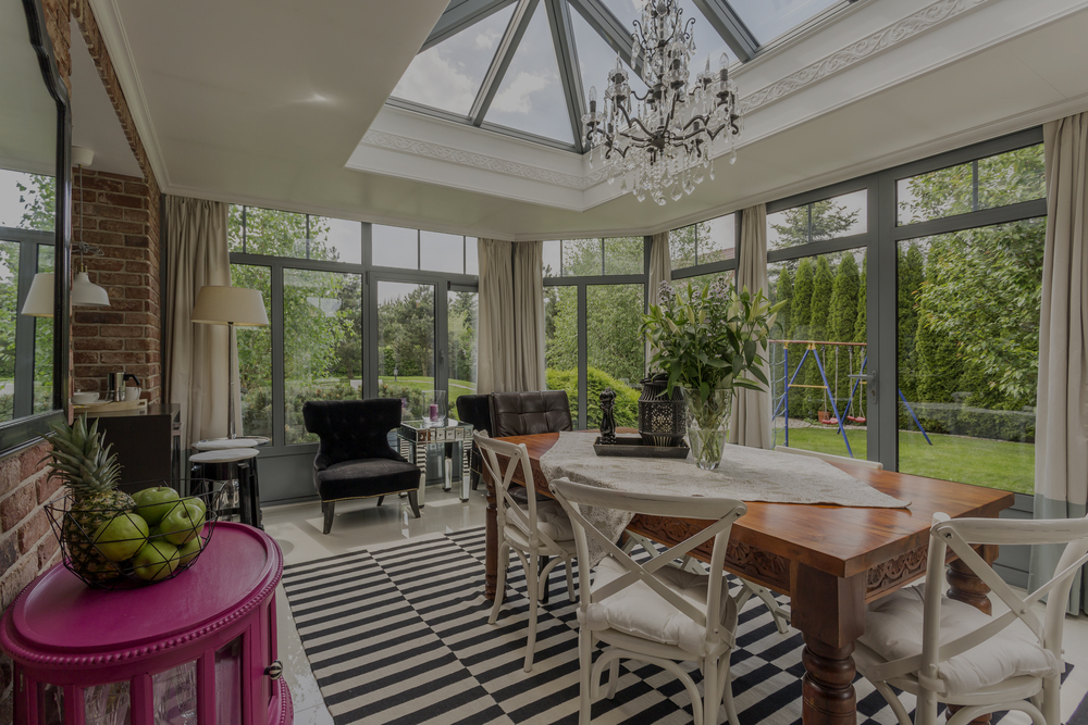 Create extra space for you and your family with a wide choice of conservatories